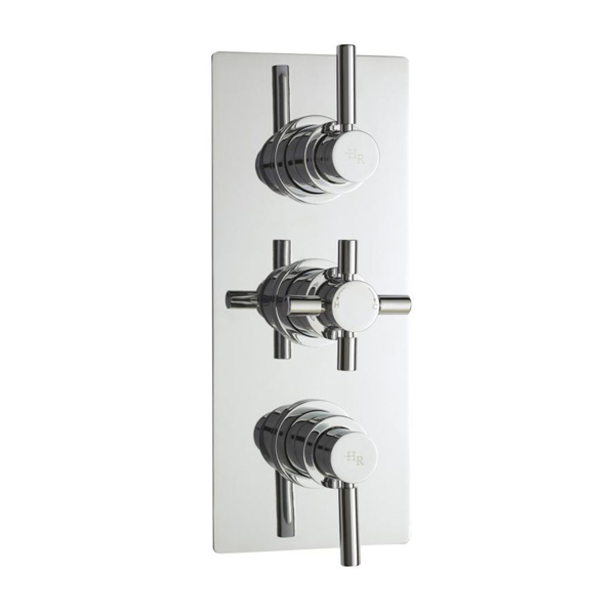 Hudson Reed Tec Pura Plus Triple Thermostatic Shower Valve