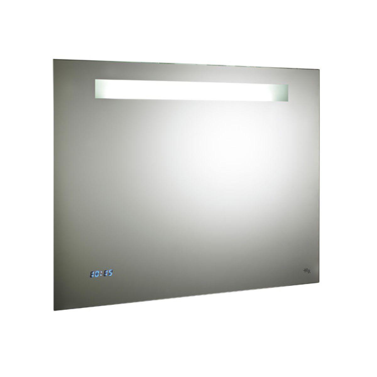 Hudson Reed Vizor Motion Sensor Mirror 800 x 650mm