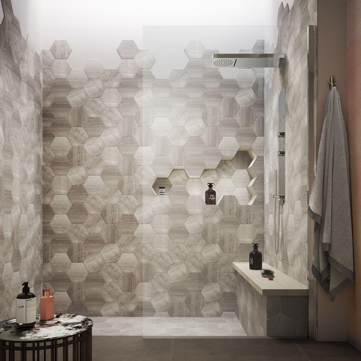 Hudson Reed Wet Room Shower Enclosure