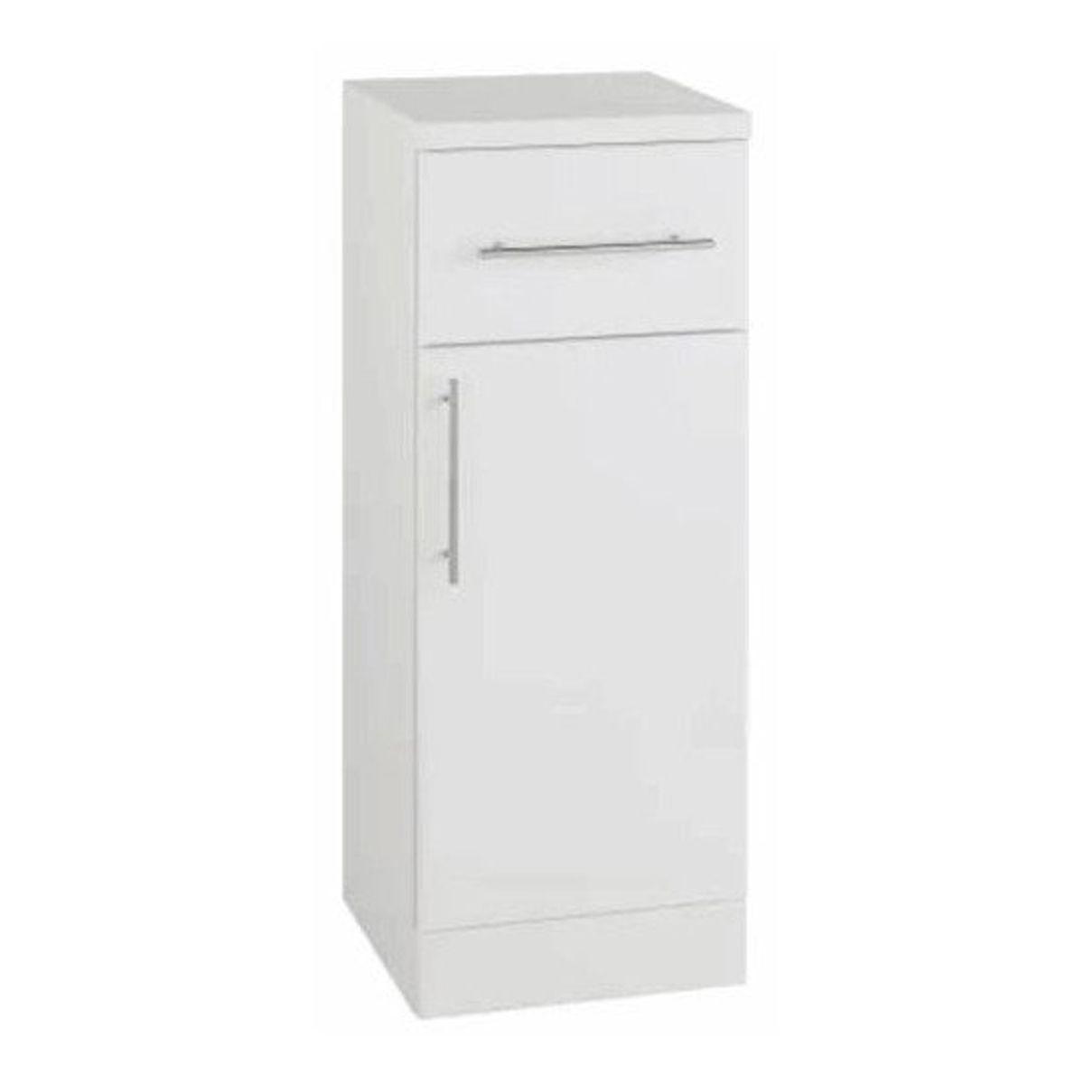 Kartell Impakt Slimline Single Door Base Unit 250mm