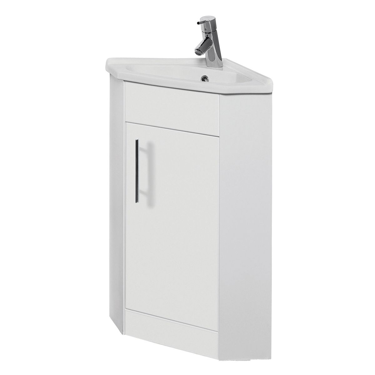 Kartell Impakt Corner Vanity Unit