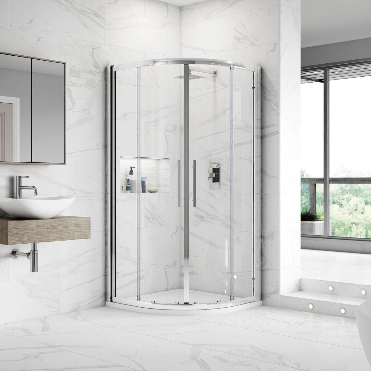 Hudson Reed Apex Quadrant Shower Enclosure