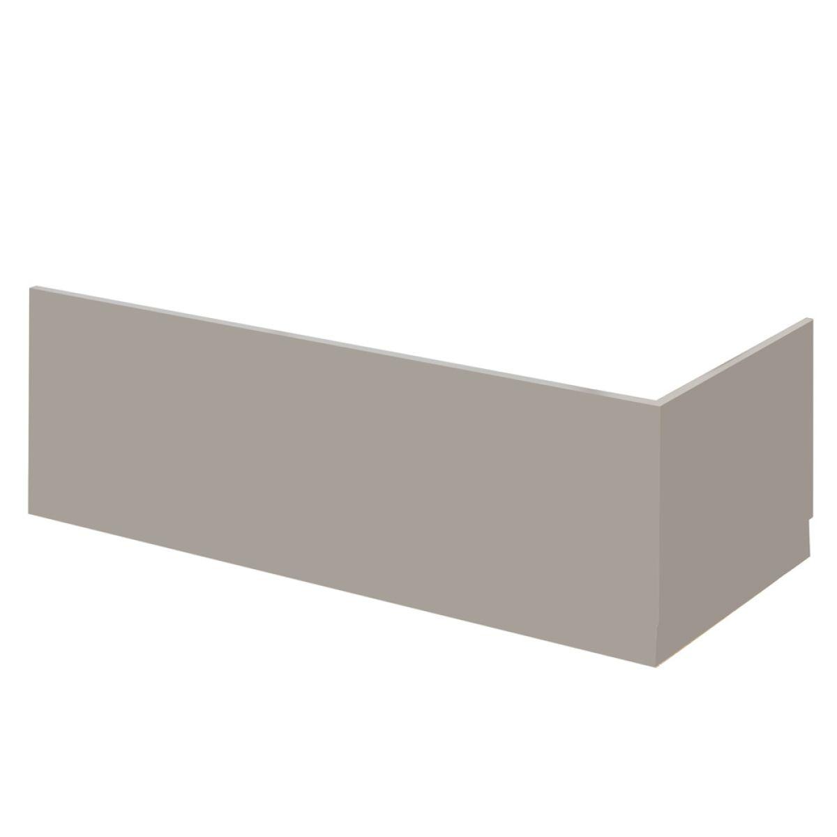 Premier Athena Stone Grey End Panel 700mm