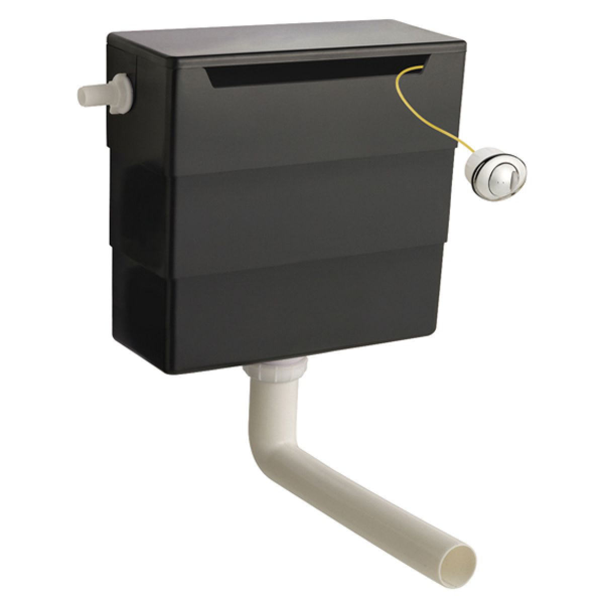Premier Concealed WC Cistern with Dual Flush