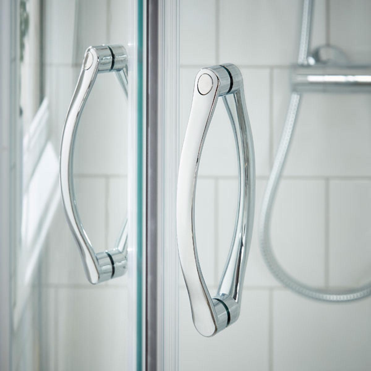 Premier Ella Quadrant Shower Enclosure - Handles