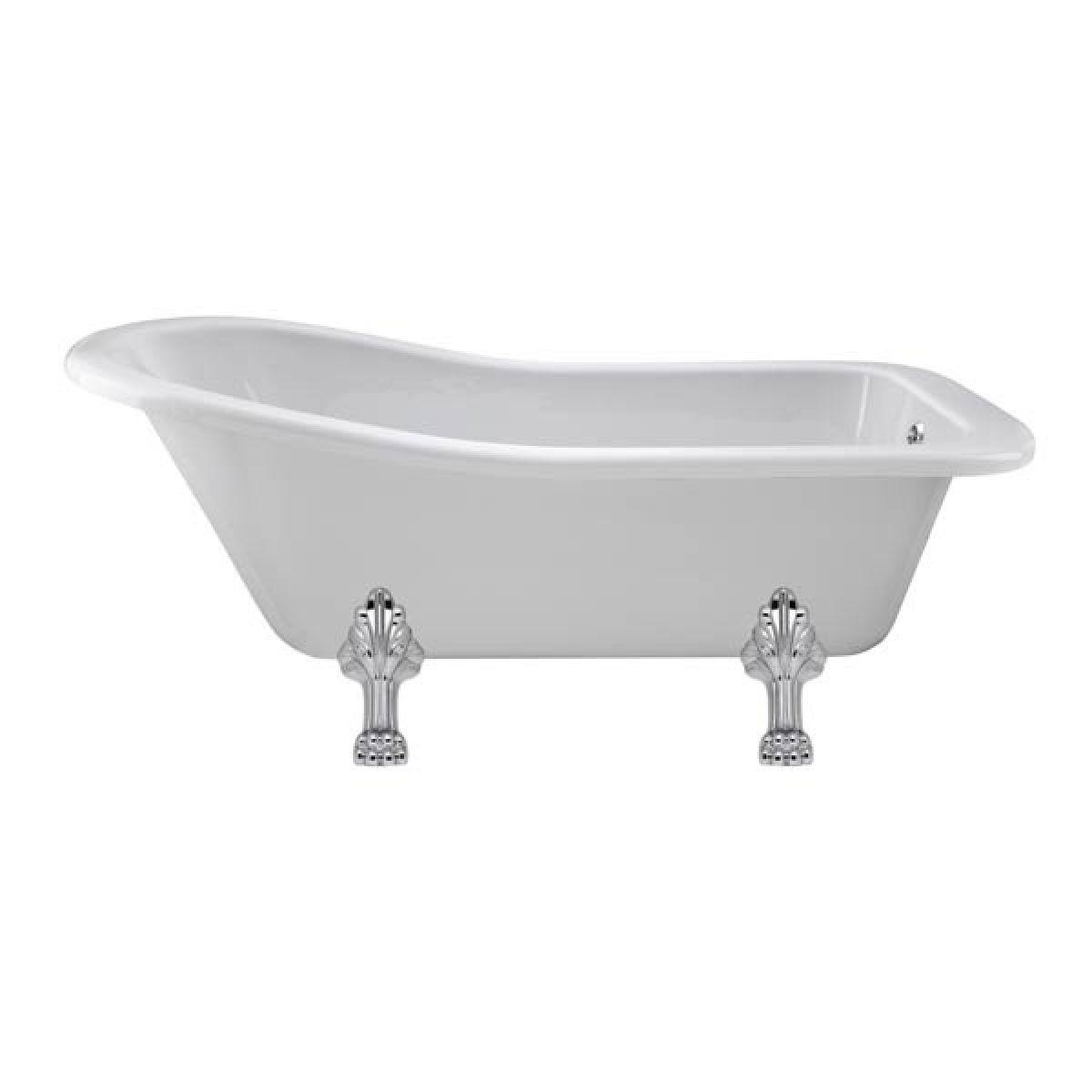 Premier Kensington Freestanding Slipper Bath with Pride Leg Set