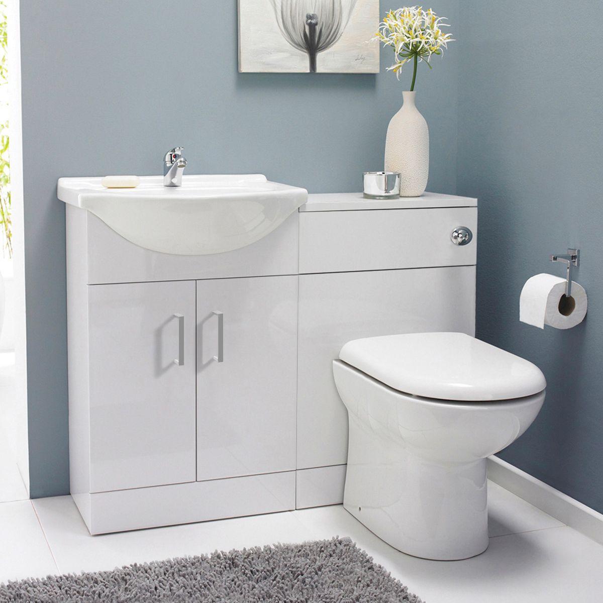 Premier Saturn Bathroom Furniture Pack