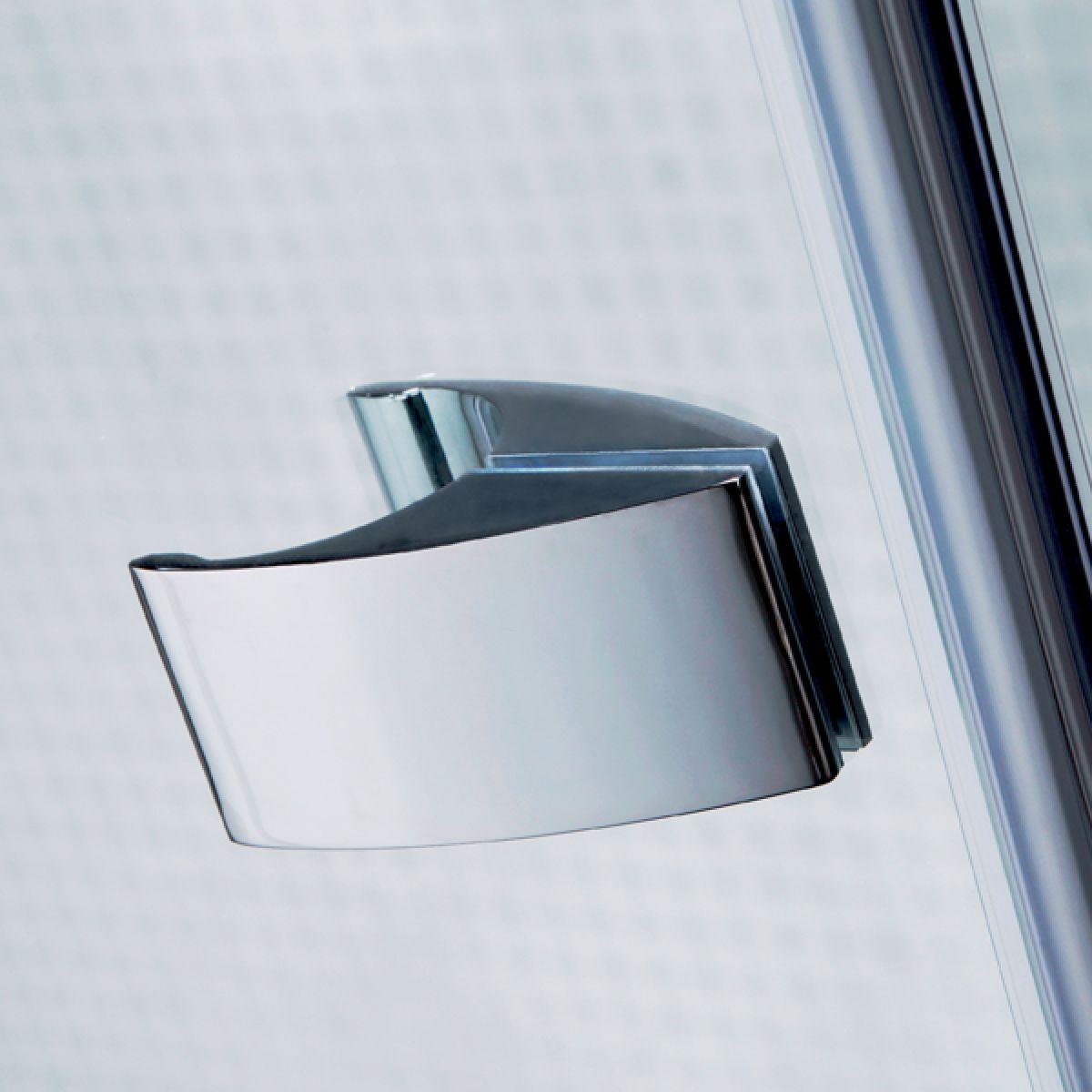 Prestige2 Frameless Single Door Quadrant Shower Enclosure Detail 1