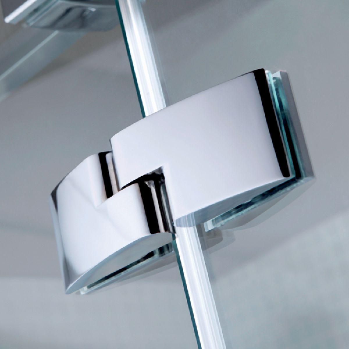Prestige2 Frameless Single Door Quadrant Shower Enclosure Detail 2