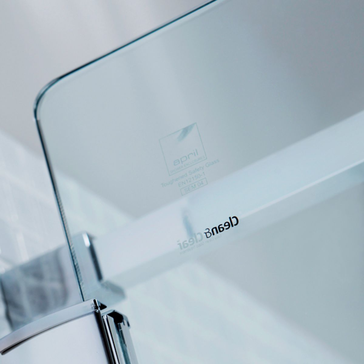Prestige2 Frameless Single Door Quadrant Shower Enclosure Detail 3