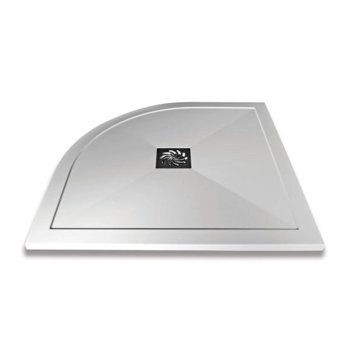 Frontline Slimline Quadrant Shower Tray 800 x 800mm