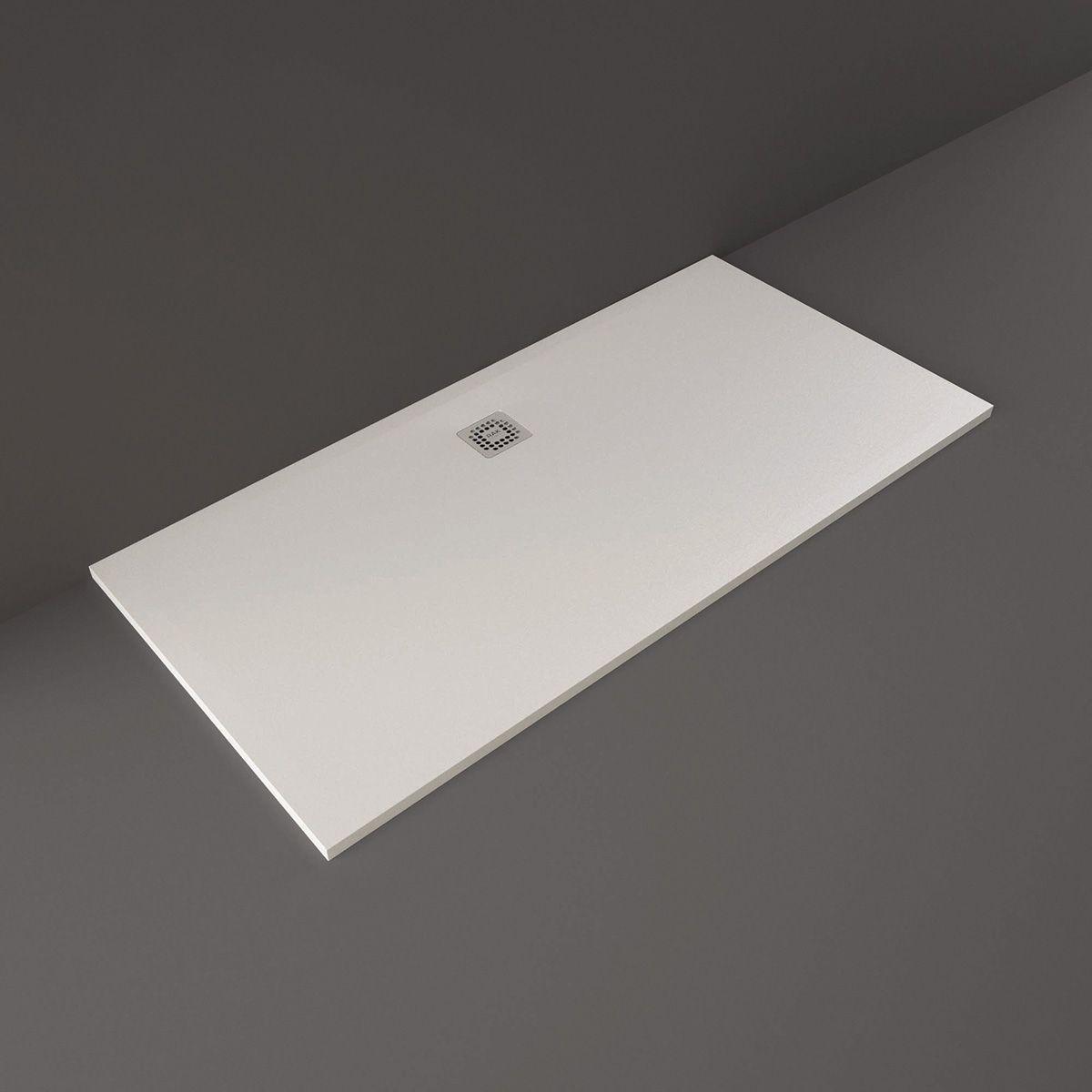 RAK Feeling White Rectangular Shower Tray 1700 x 900mm