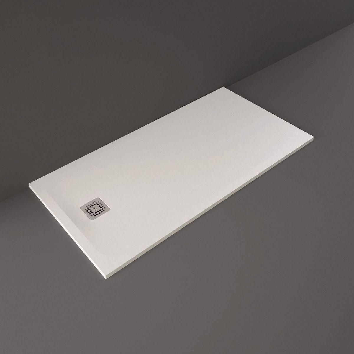 RAK Feeling White Rectangular Shower Tray 1600 x 800mm