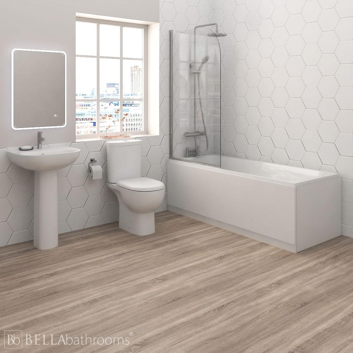 RAK Tonique Shower Bath Suite