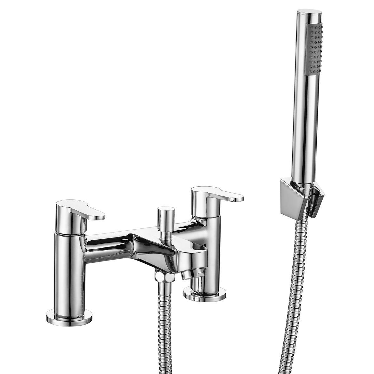 RAK Morning Deck Mounted Shower Bath Mixer Tap