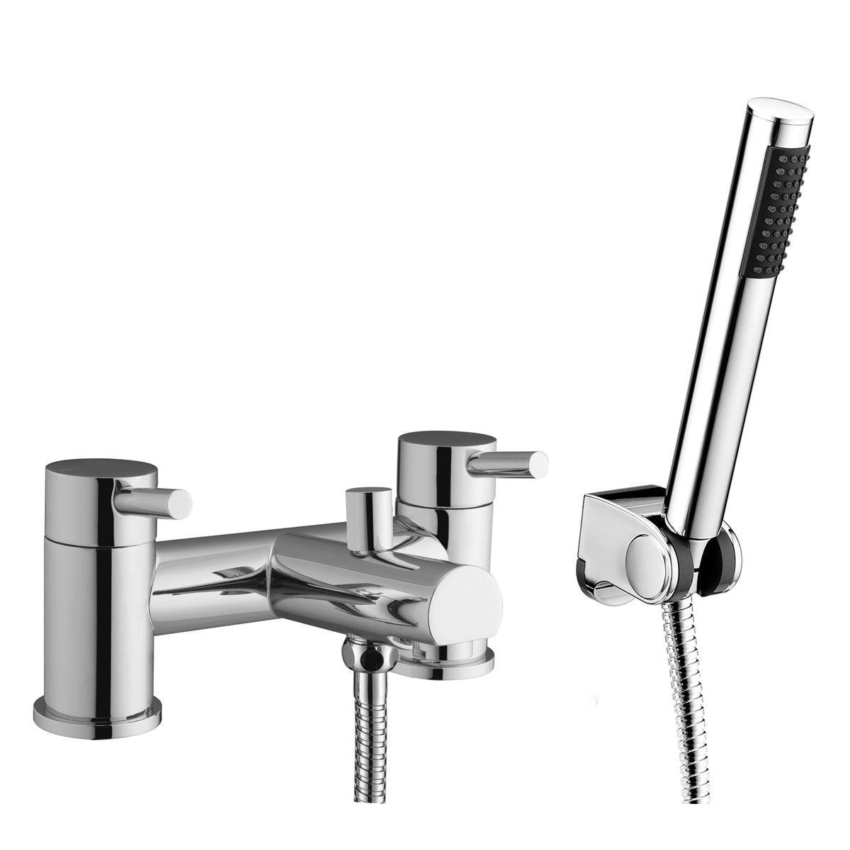 RAK Prima Deck Mounted Shower Bath Mixer Tap