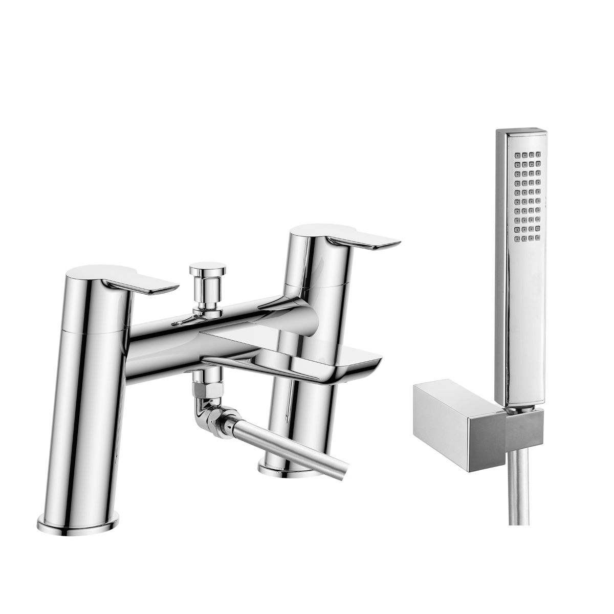 RAK Sport Deck Mounted Shower Bath Mixer Tap