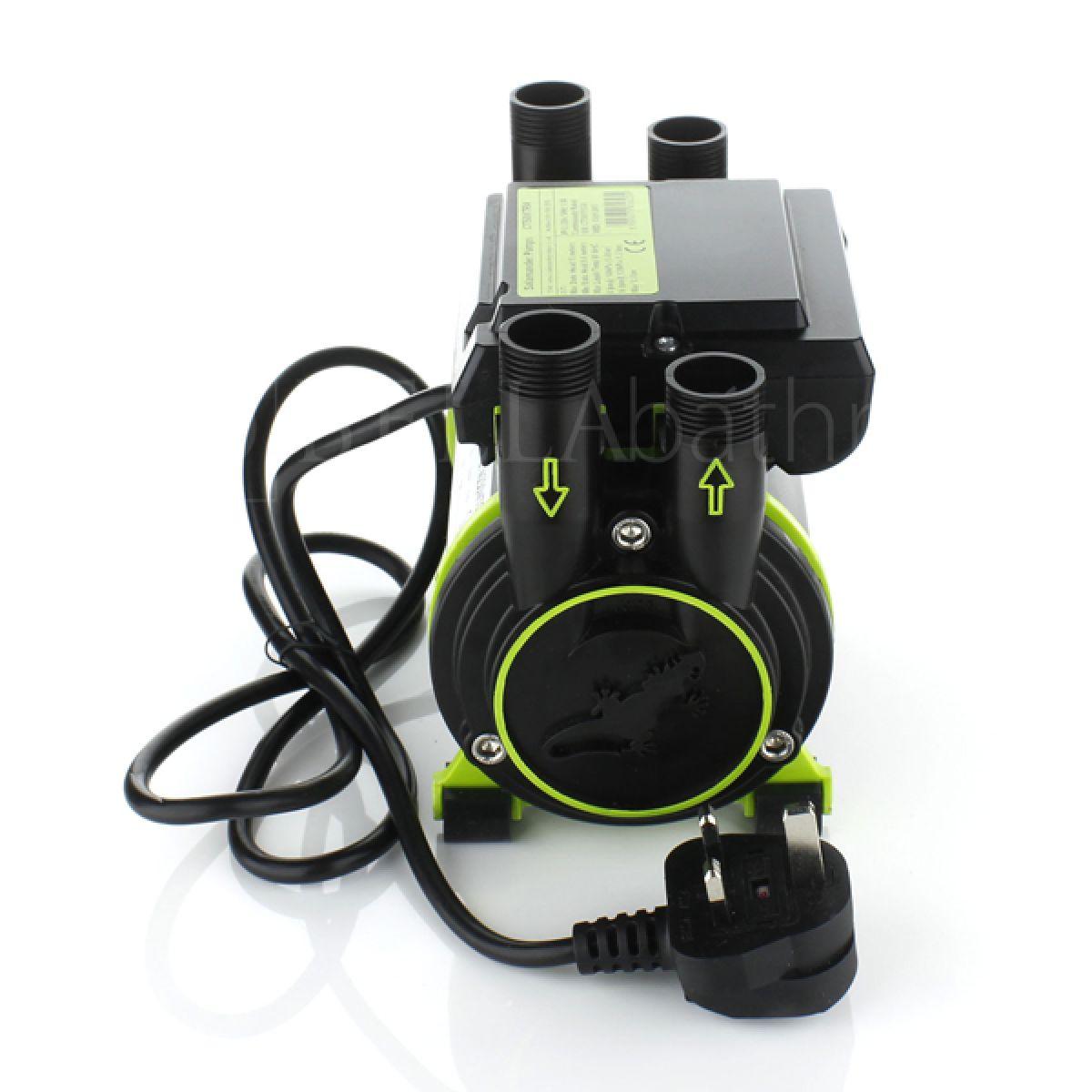 Salamander CT 50 Xtra 1.5 Bar Twin Shower Pump Right