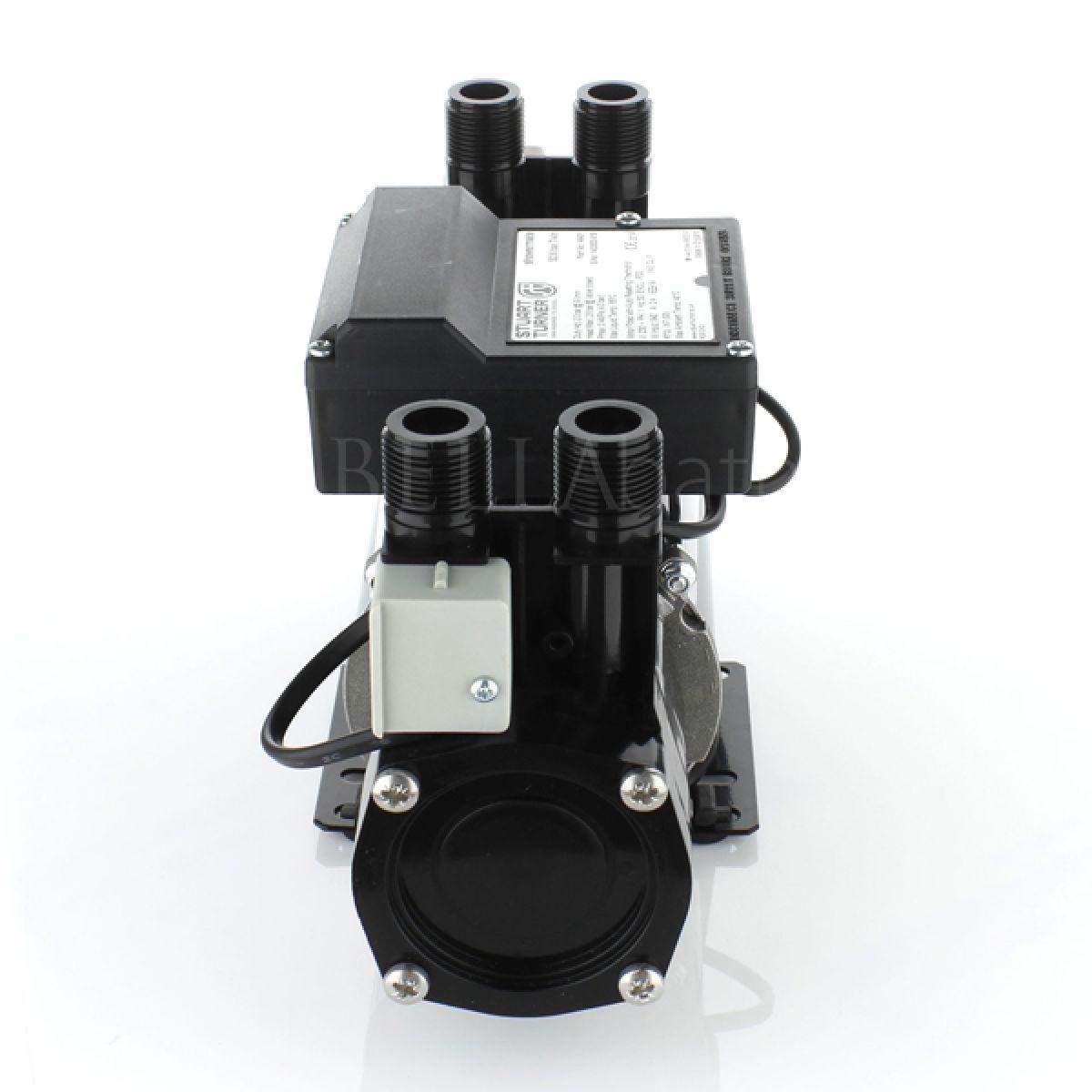 Stuart Turner 46431 Showermate Standard Twin 2.6 Bar Pump Left