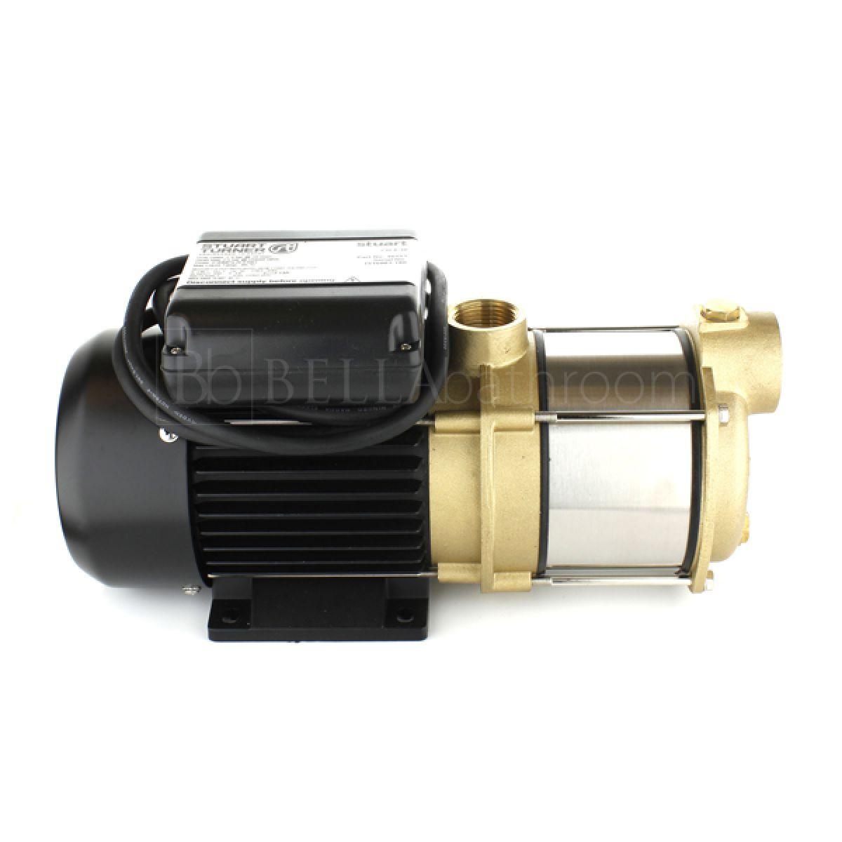 Stuart Turner 46553 CH 4-30 Centrifugal Multistage 2.5 Bar Pump Front