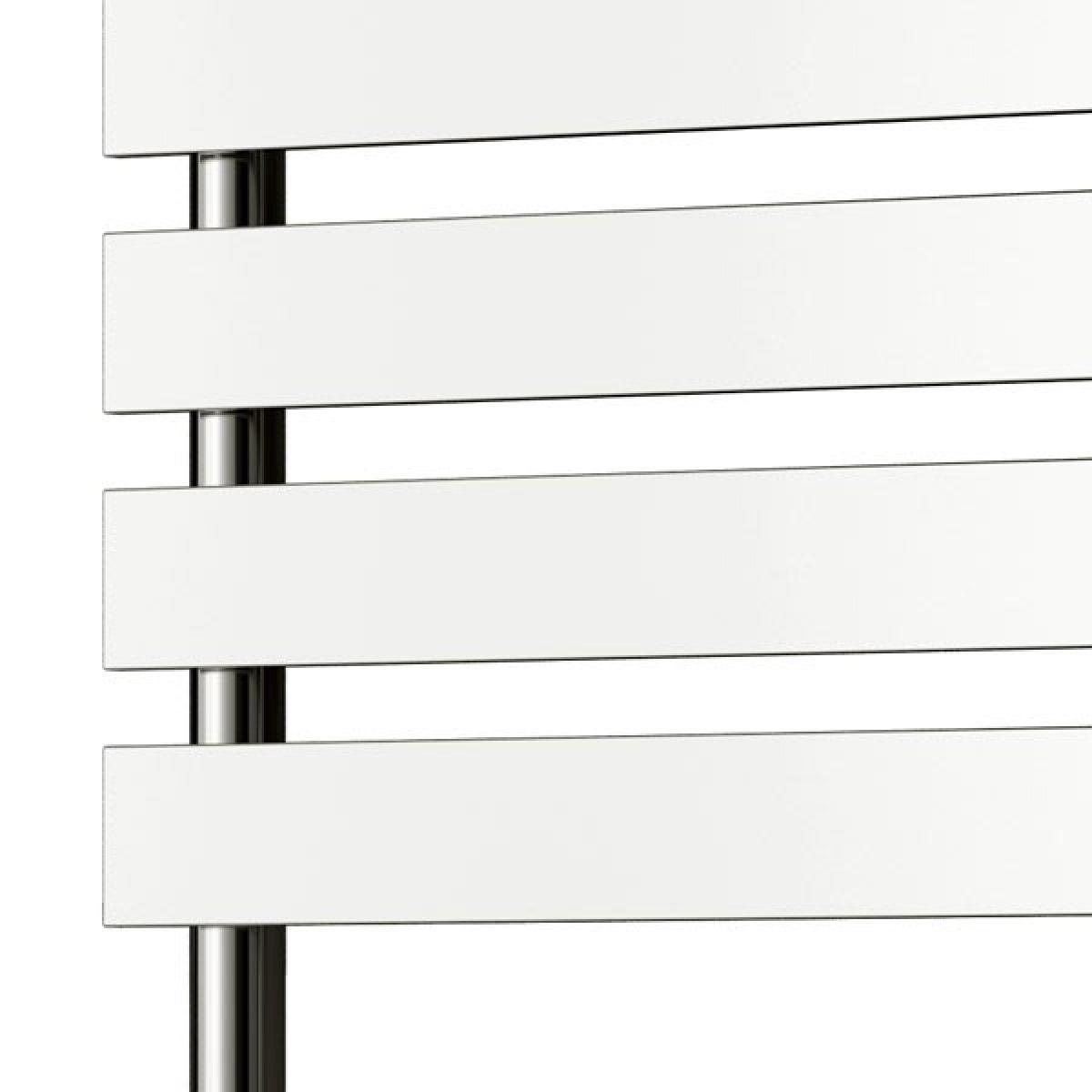 Trento Chrome Electric Towel Rail 1300mm x 500mm Detail 1