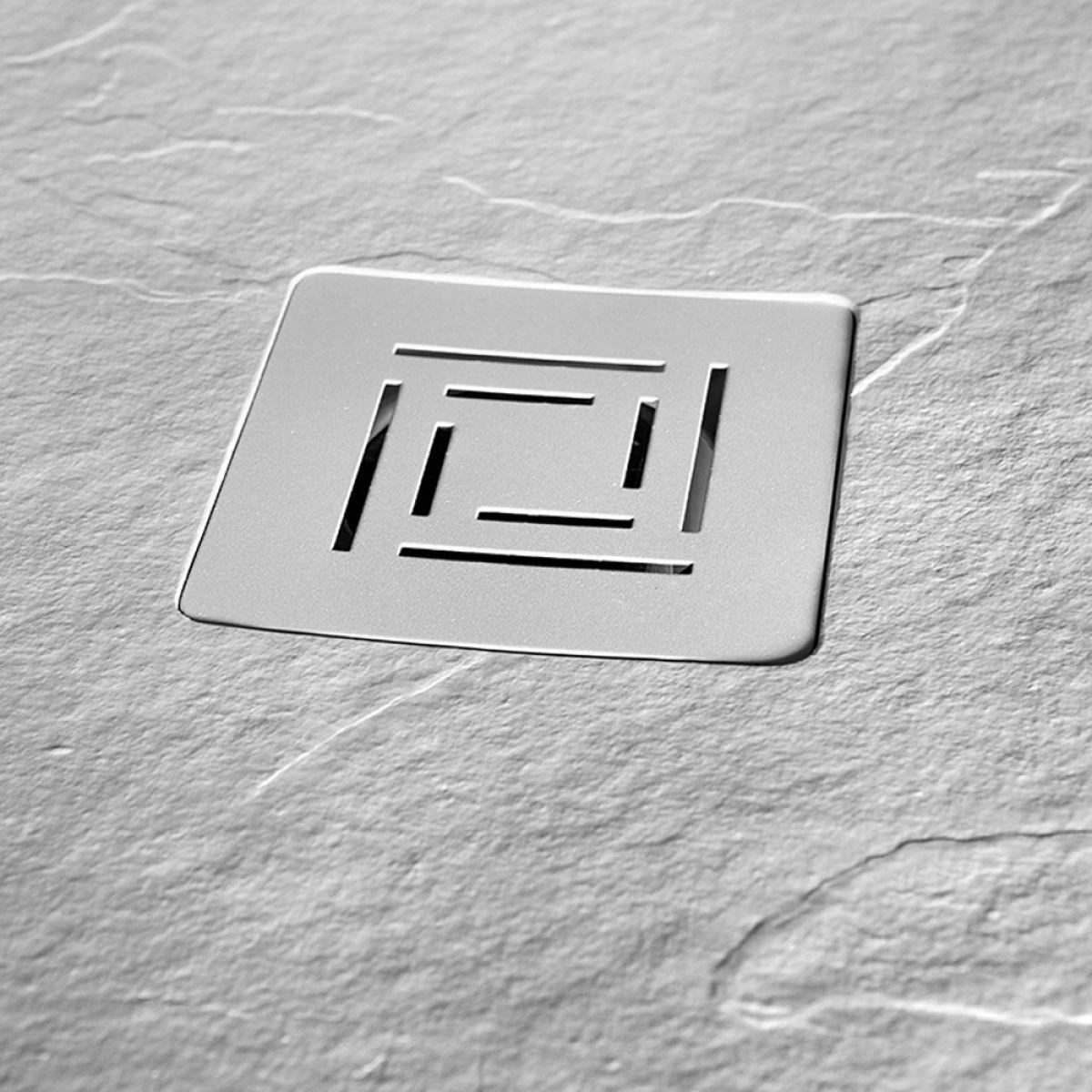 Merlyn Truestone White Rectangular Shower Tray 1700 x 900mm