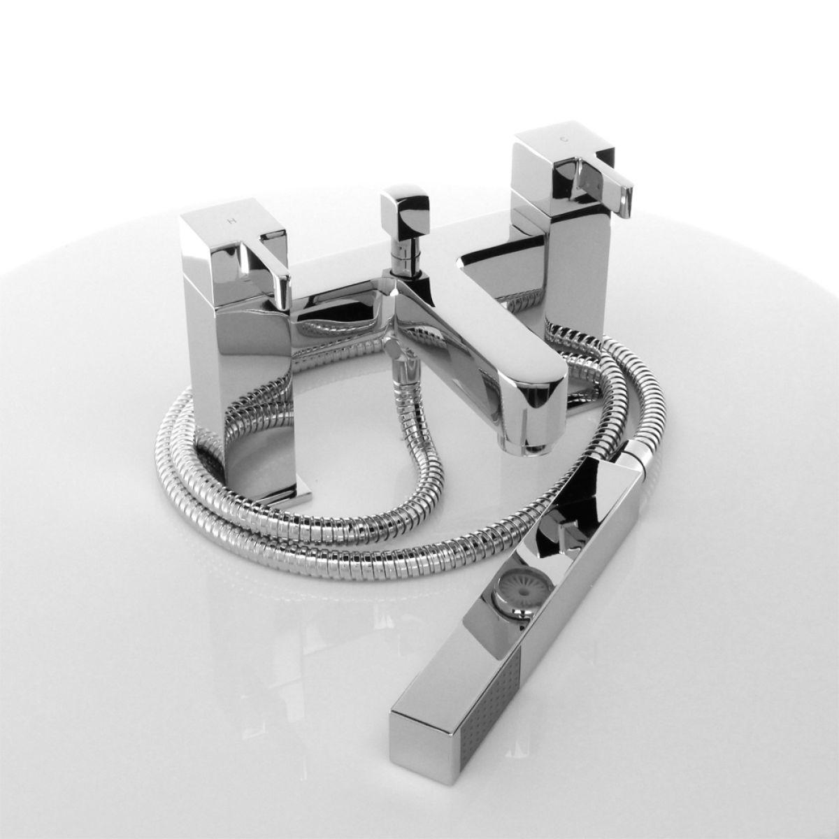 Zenith Edge Bath Shower Mixer Tap