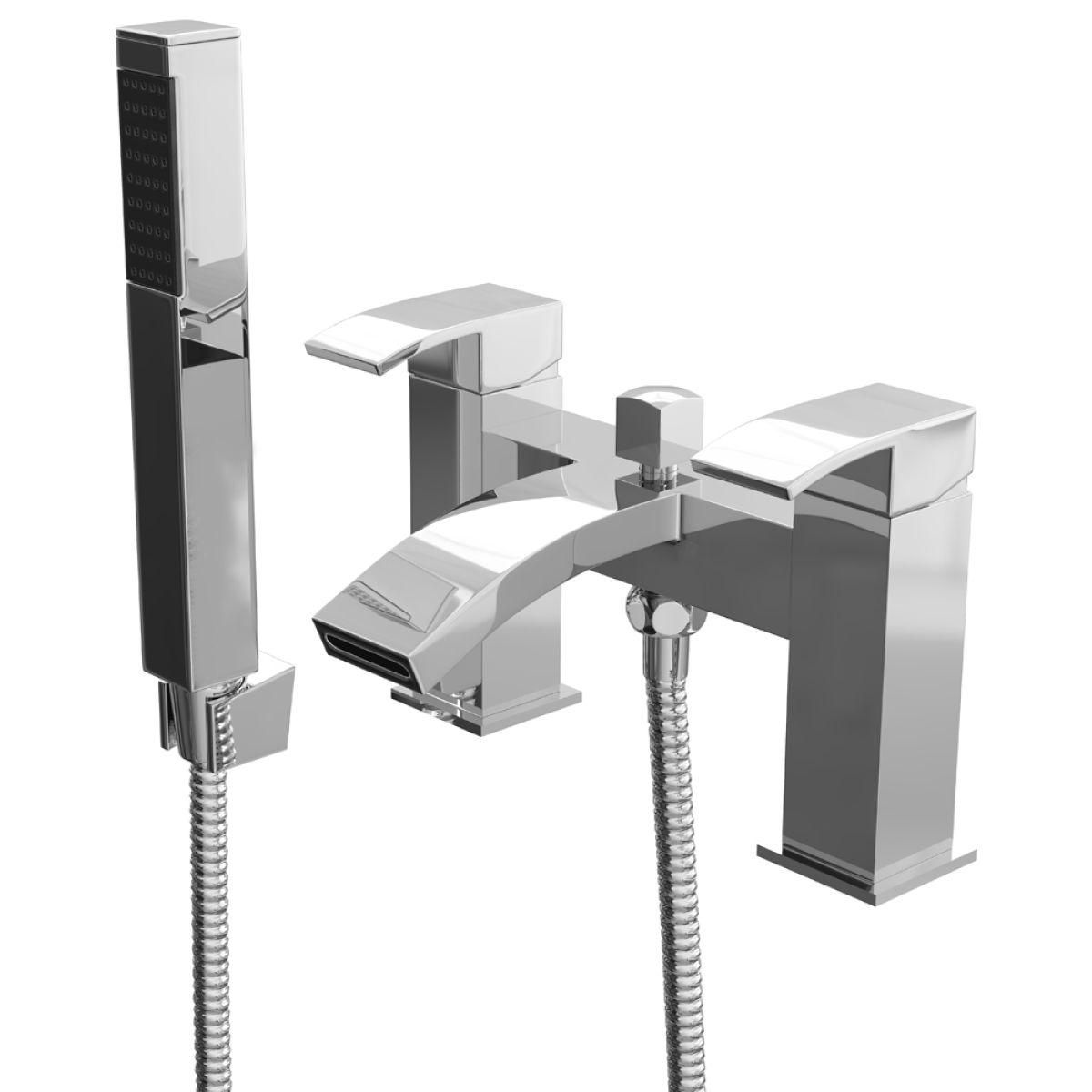 Zenith Peak Bath Shower Mixer Tap