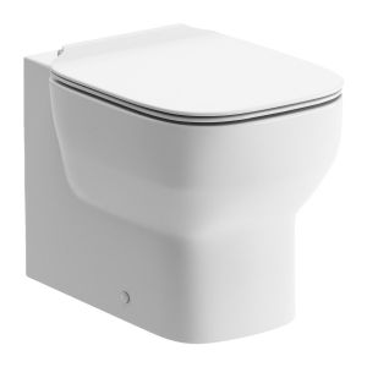 BTL Senna Back To Wall Toilet with Soft Close Seat