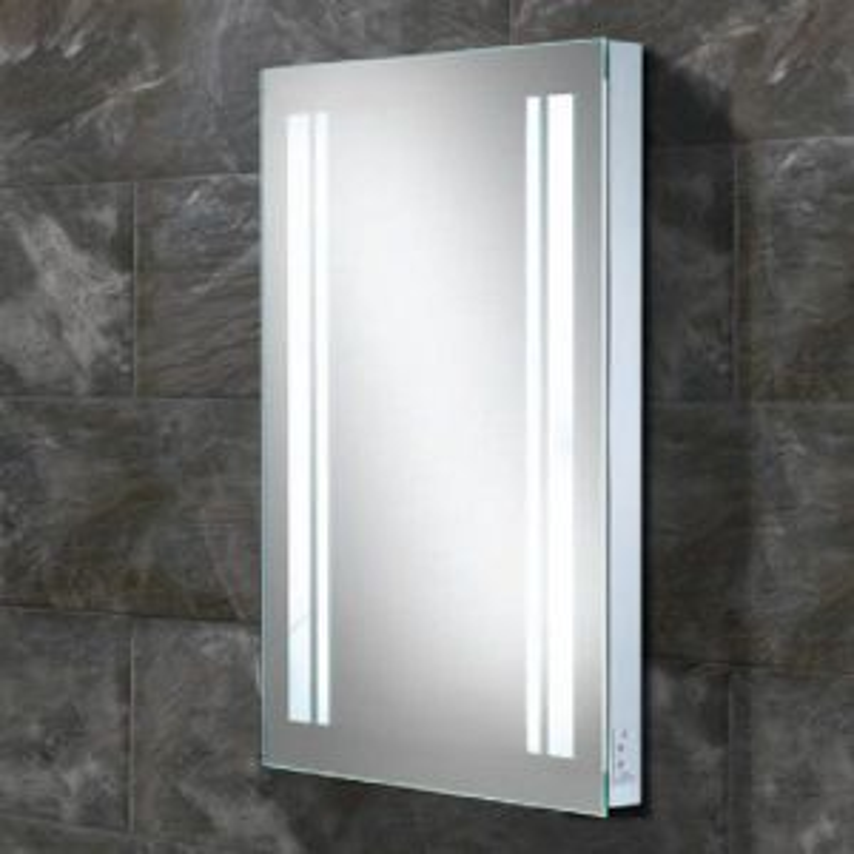 HiB Nexus Portrait LED Back-Lit Bathroom Mirror