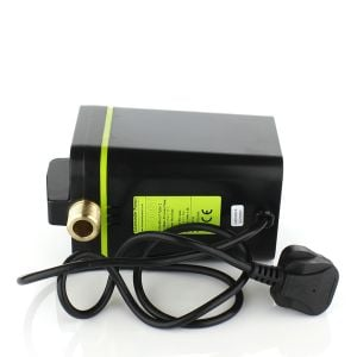 Salamander Home Boost Pump 1.6 Bar Right