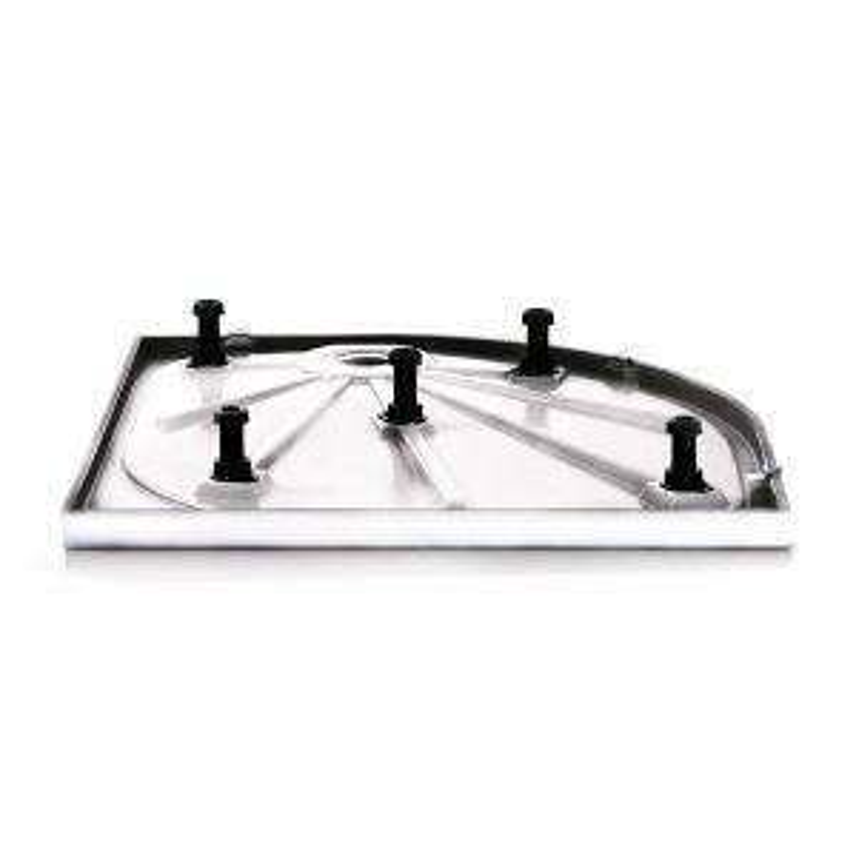 Merlyn MStone Quadrant Shower Tray Panel Set 1000mm