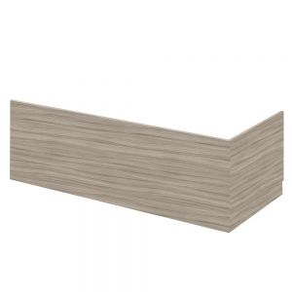 Premier Athena Driftwood End Panel 700mm