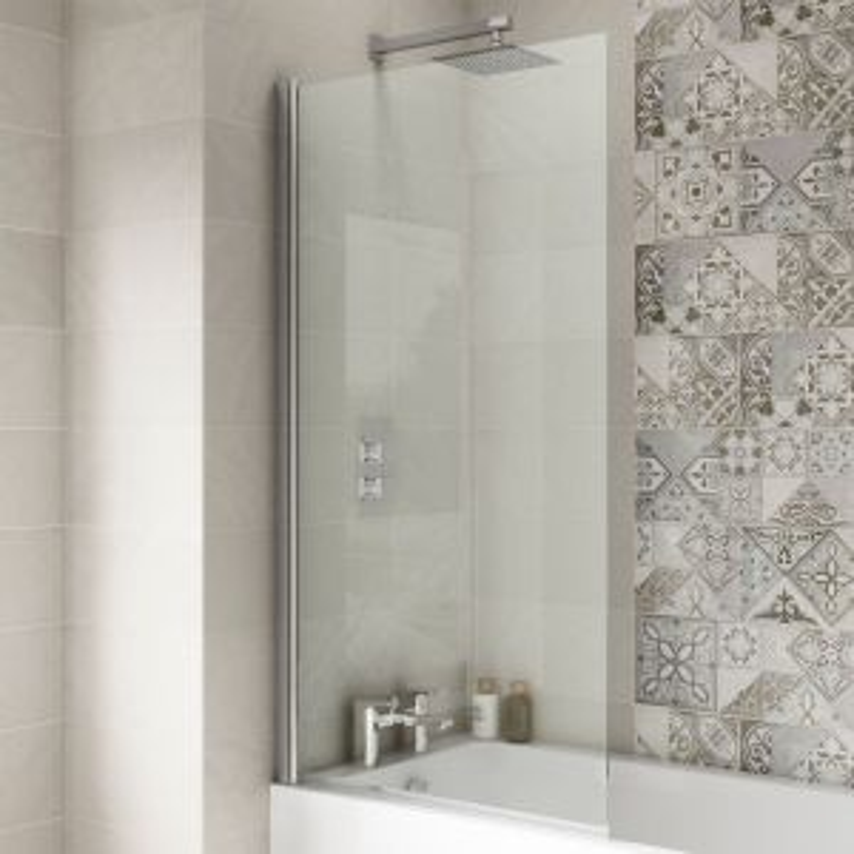RAK Series 600 Shower Bath Suite Lifestyle