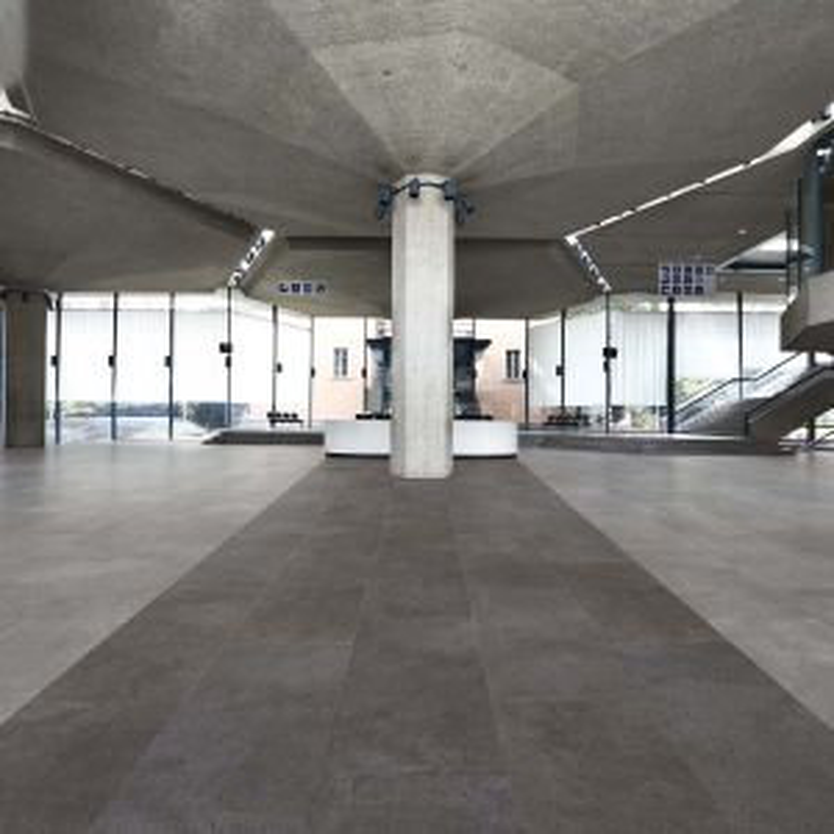 RAK Surface Copper Matt Tile 600 x 600mm Lifestyle
