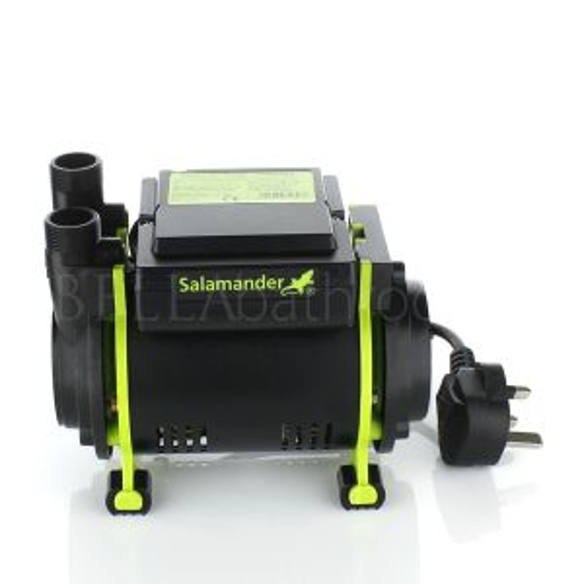 Salamander CT 55 Xtra 1.6 Bar Single Shower Pump Front