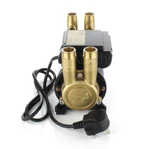 Salamander CT FORCE 30 PT Brass Twin Ended Positive Head Shower Pump Right