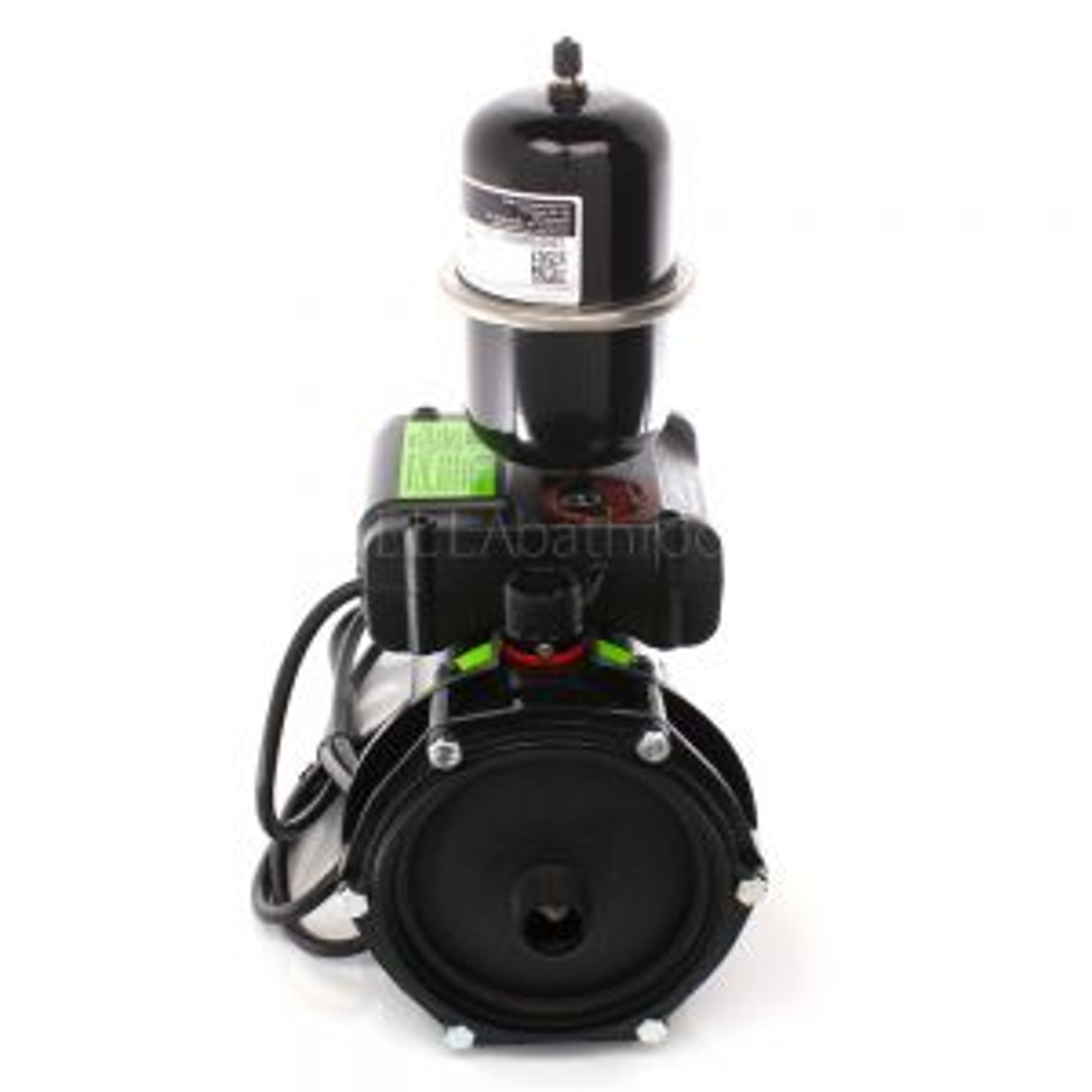Salamander RP80SU 2.4 Bar Single Universal Whole House Shower Pump Left Side