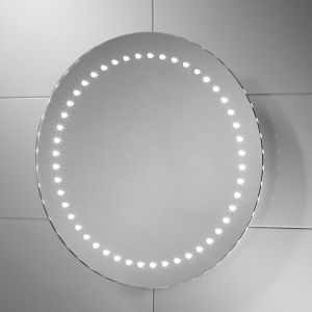 Sensio Orla Round Slimline LED Mirror