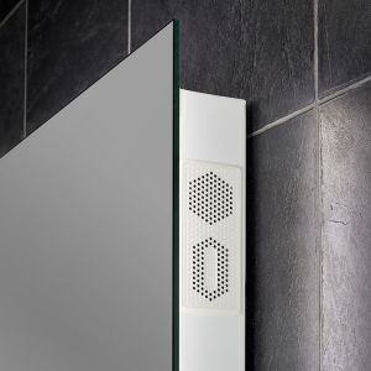 Sensio Avalon Bluetooth Backlit LED mirror 2