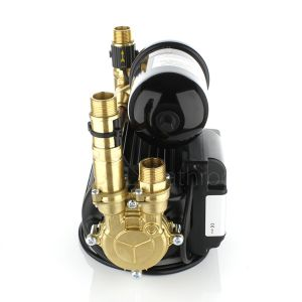 Stuart Turner 46505 Monsoon Universal Twin 1.5 Bar Negative Head Pump Left