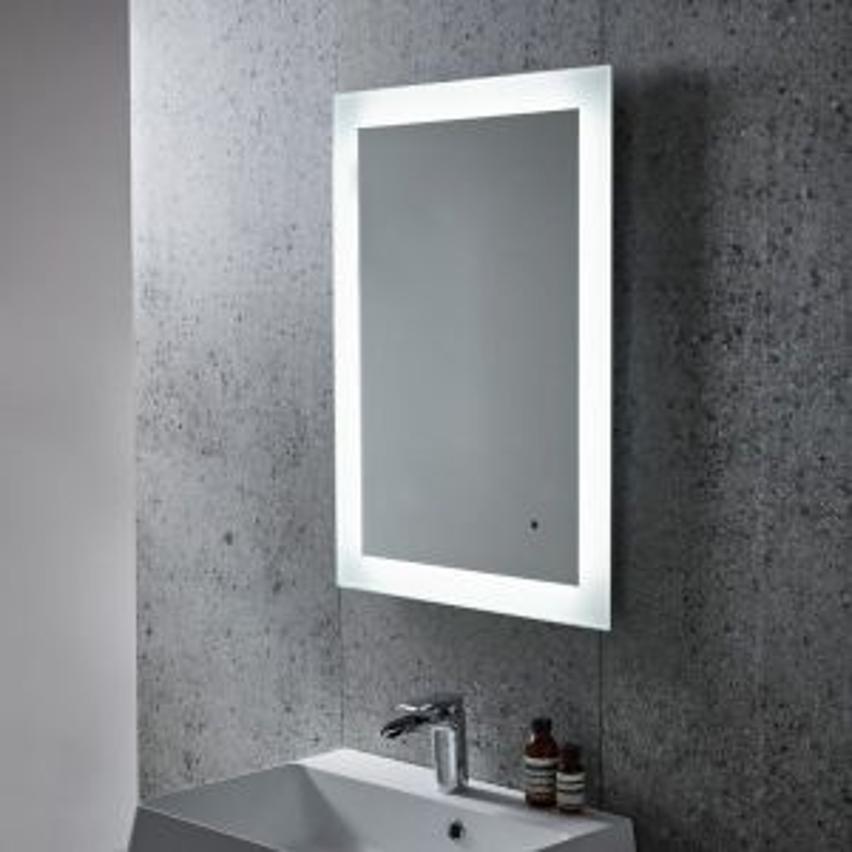 Tavistock Reform LED Backlit Illuminated Mirror - Lifestyle