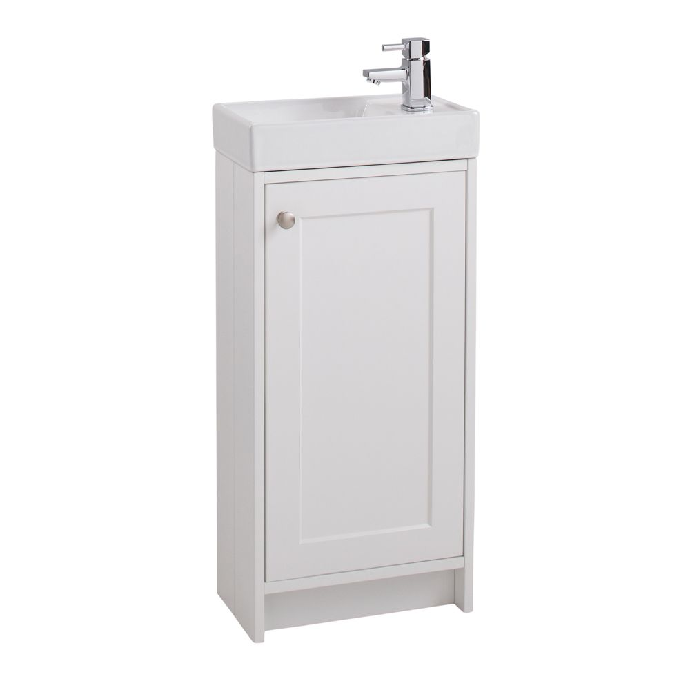 Cassellie Small Traditional Vanity Unit
