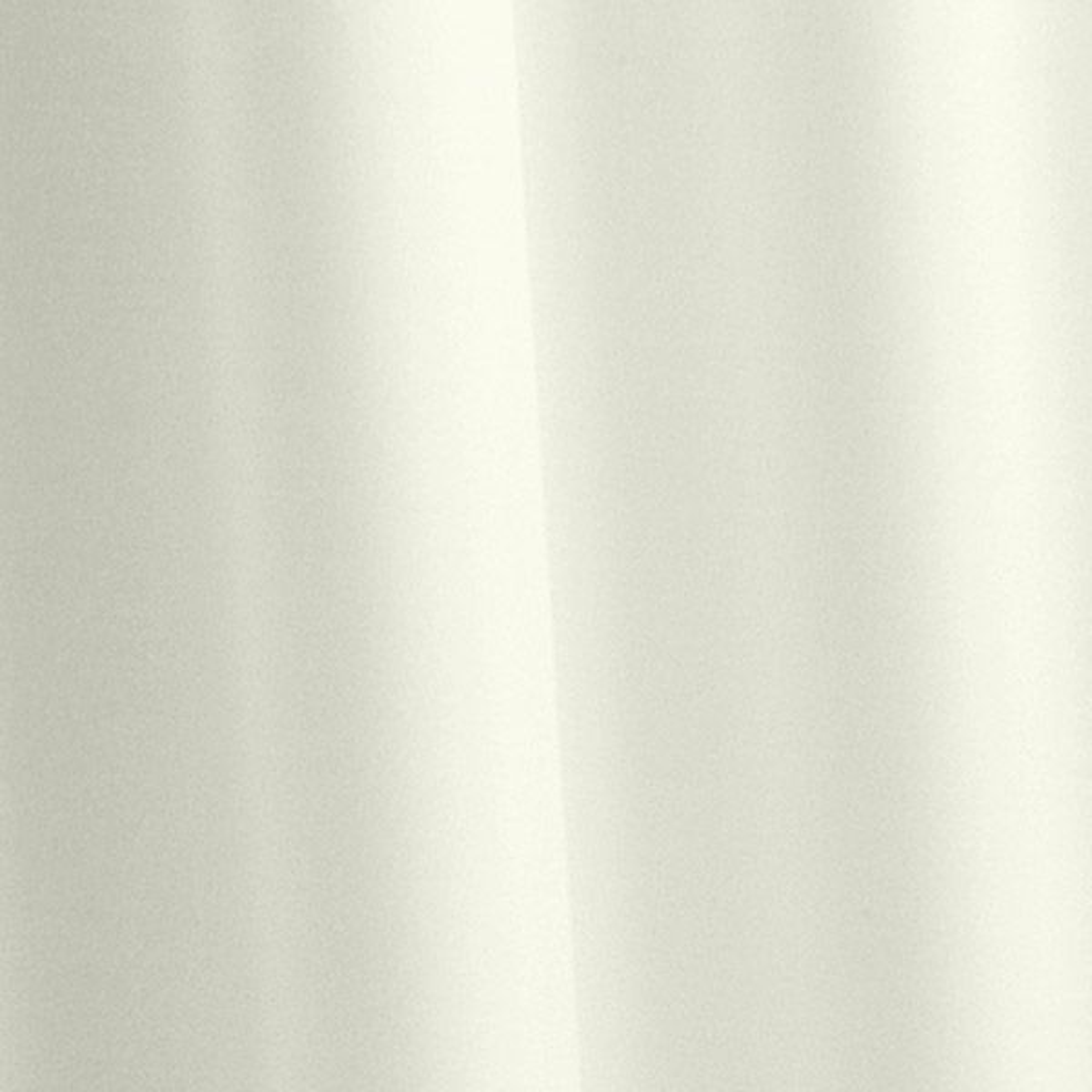 Croydex Ivory Textile Shower Curtain