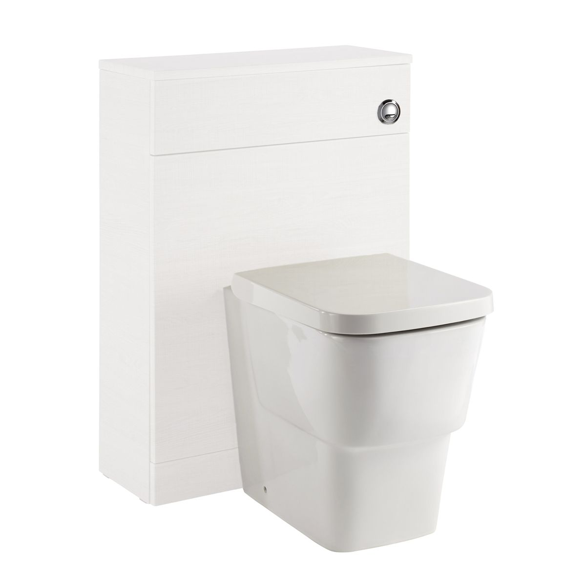 Frontline Vitale Gloss White WC Unit