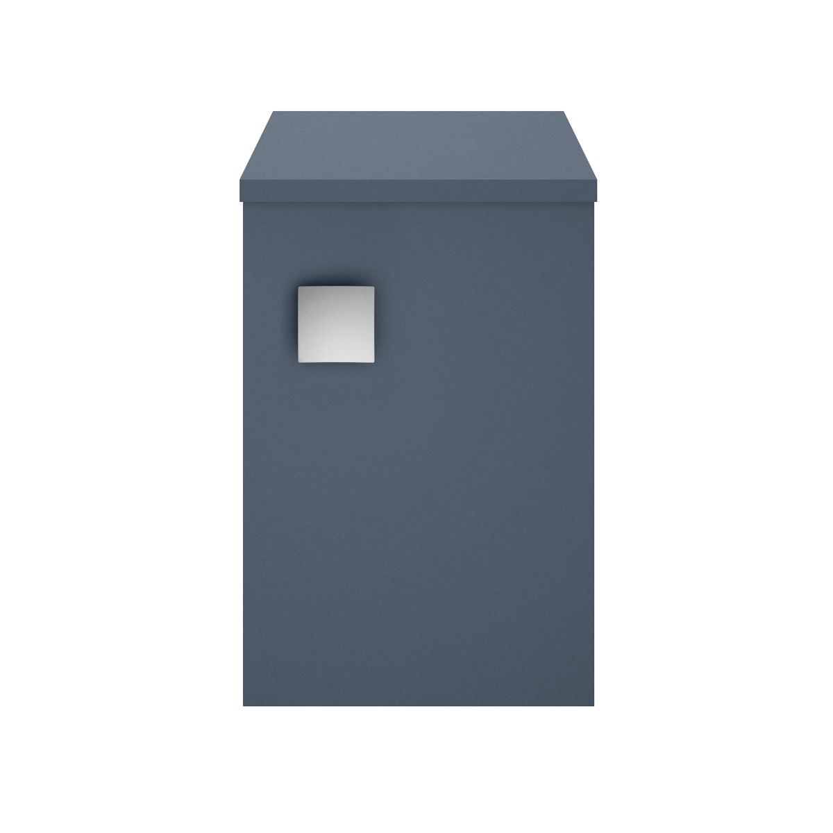 Hudson Reed Sarenna Mineral Blue Wall Mounted Side Cabinet 300mm