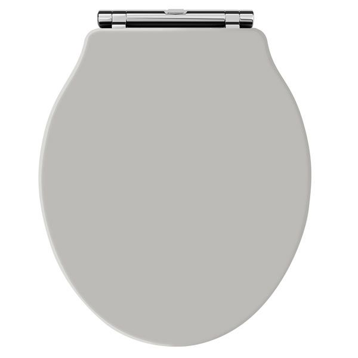 Premier Ryther Stone Grey Wooden Toilet Seat