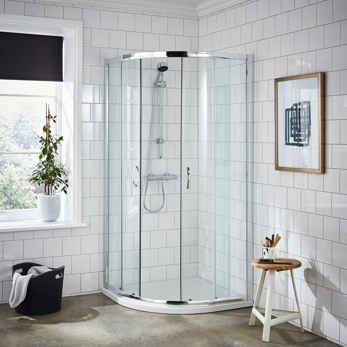 Premier Ella Quadrant Shower Enclosure