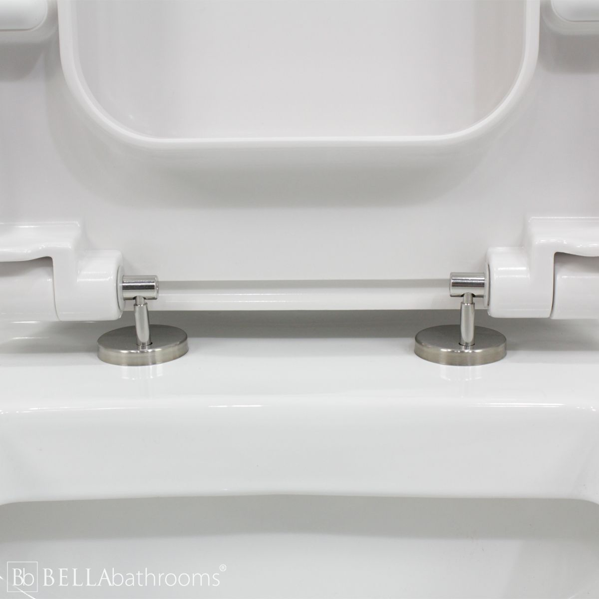 RAK Series 600 Standard Wrap Over Toilet Seat Hinges