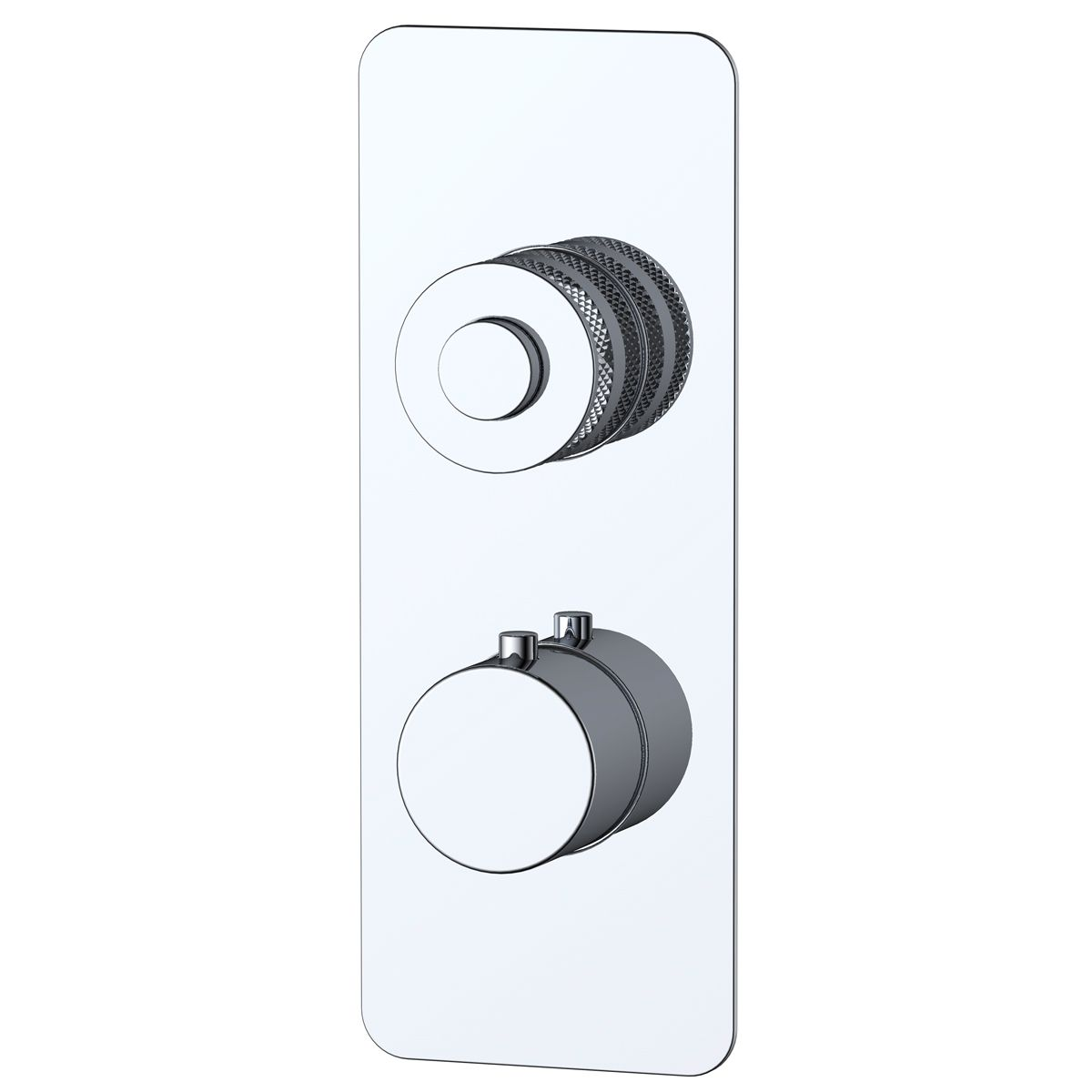 RAK Prima Tech Single Outlet Thermostatic Shower Valve